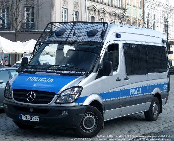 Policja Zgierz: Policjantka czujna także po służbie