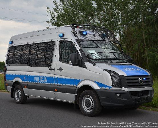 Policja Zgierz: Policjanci zatrzymali właścicielkę firmy gospodarującej odpadami - skierowano wniosek o jej tymczasowe aresztowanie