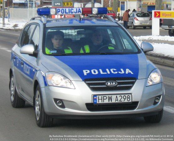 Policja Zgierz: Krajowa Mapa Zagrożeń Bezpieczeństwa